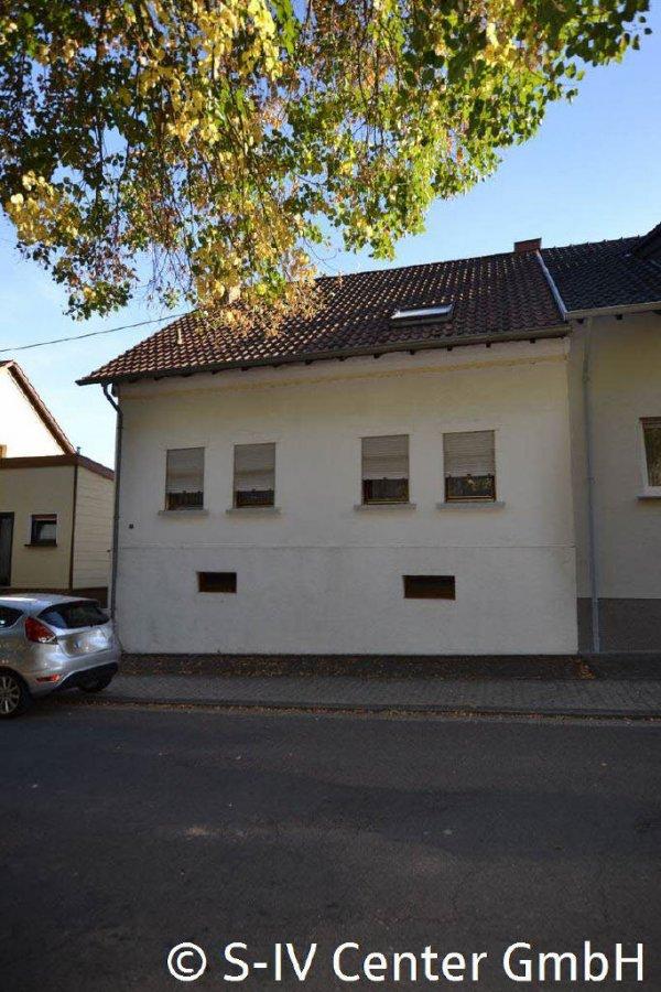 acheter maison 6 pièces 120 m² lebach photo 2