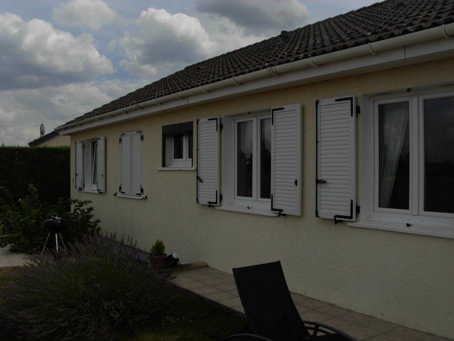 Maison individuelle à vendre F5 à Sanry-lès-Vigy