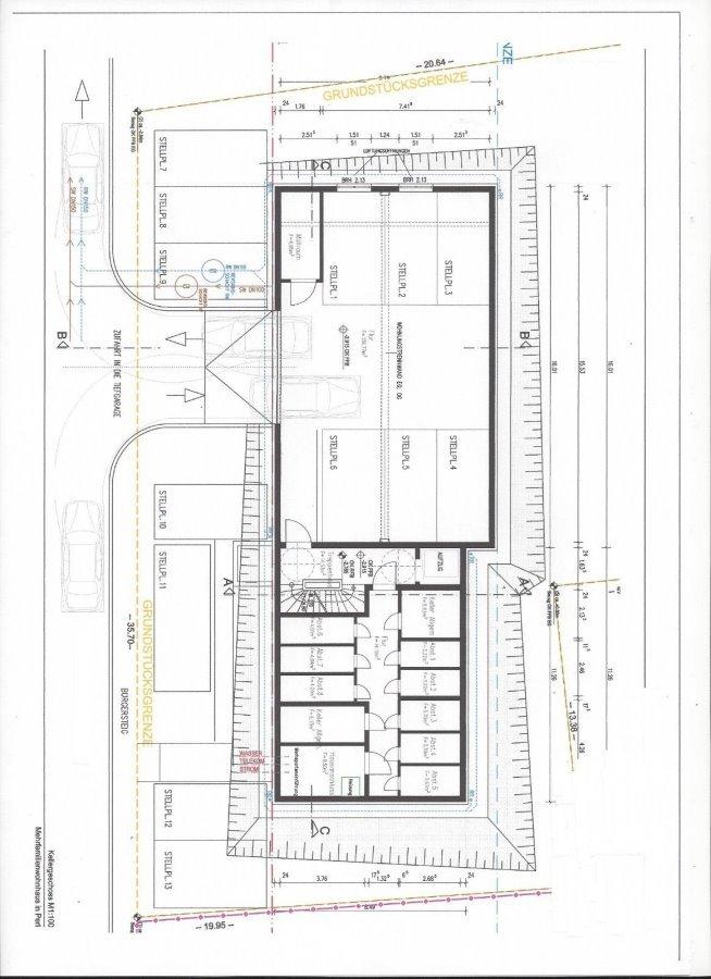 wohnung kaufen 2 zimmer 62.8 m² perl foto 7