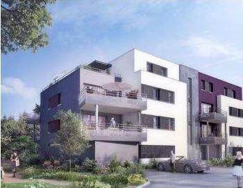 louer appartement 2 pièces 44 m² sainte-ruffine photo 1