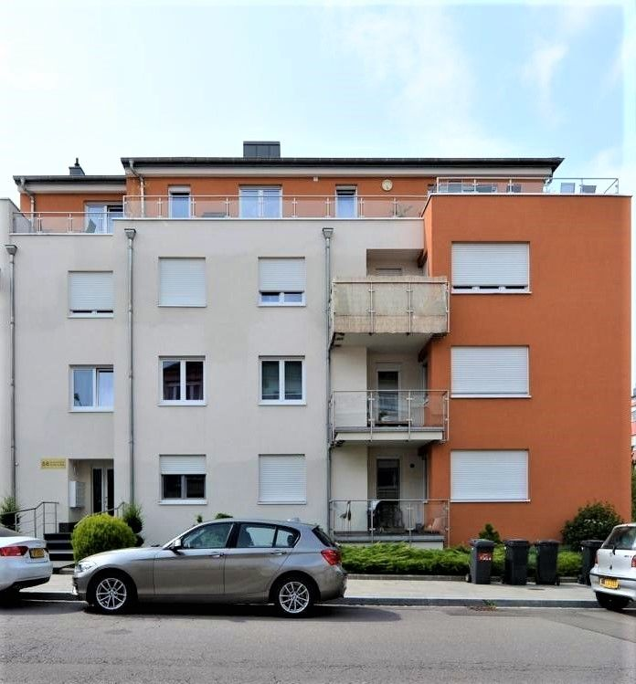 Appartement à louer 3 chambres à Luxembourg-Bonnevoie