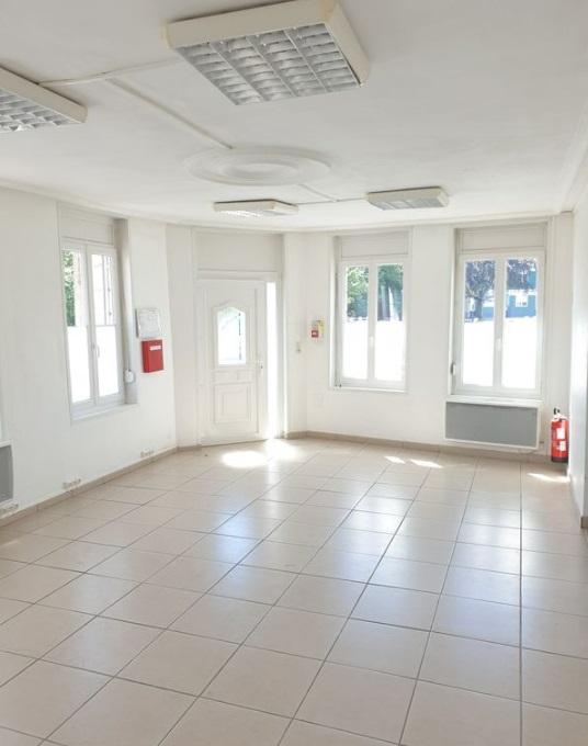 louer bureau 2 pièces 69.46 m² béthune photo 1
