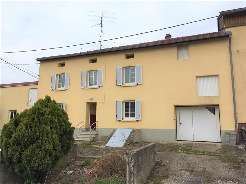 Maison individuelle en vente waldwisse 110 m 136 for Acheter une maison en allemagne
