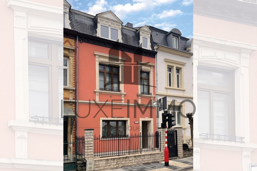acheter maison 4 chambres 180 m² luxembourg photo 1