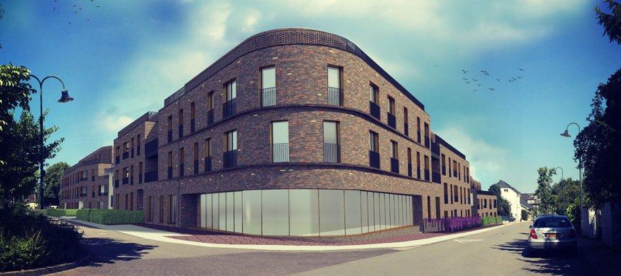 wohnung kaufen 4 schlafzimmer 109.25 m² berchem foto 5