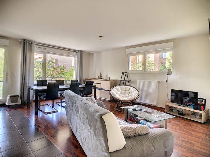 acheter appartement 3 pièces 61 m² metz photo 1