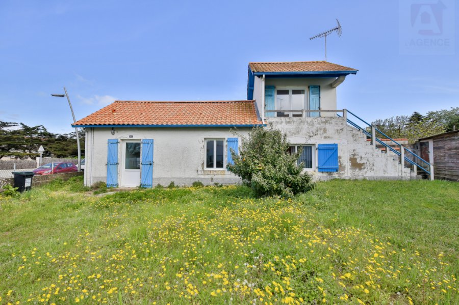 acheter maison 4 pièces 79 m² saint-hilaire-de-riez photo 1