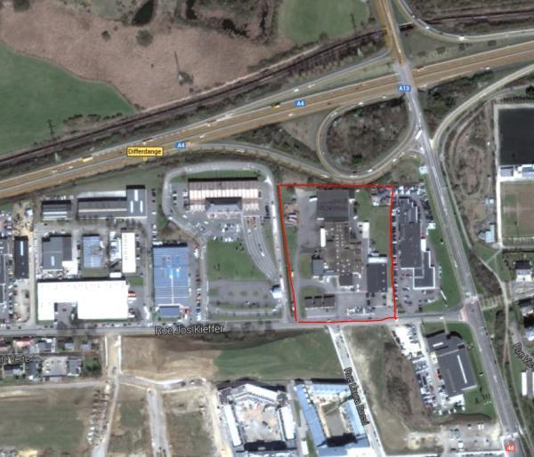 louer entrepôt 0 chambre 800 m² esch-sur-alzette photo 1