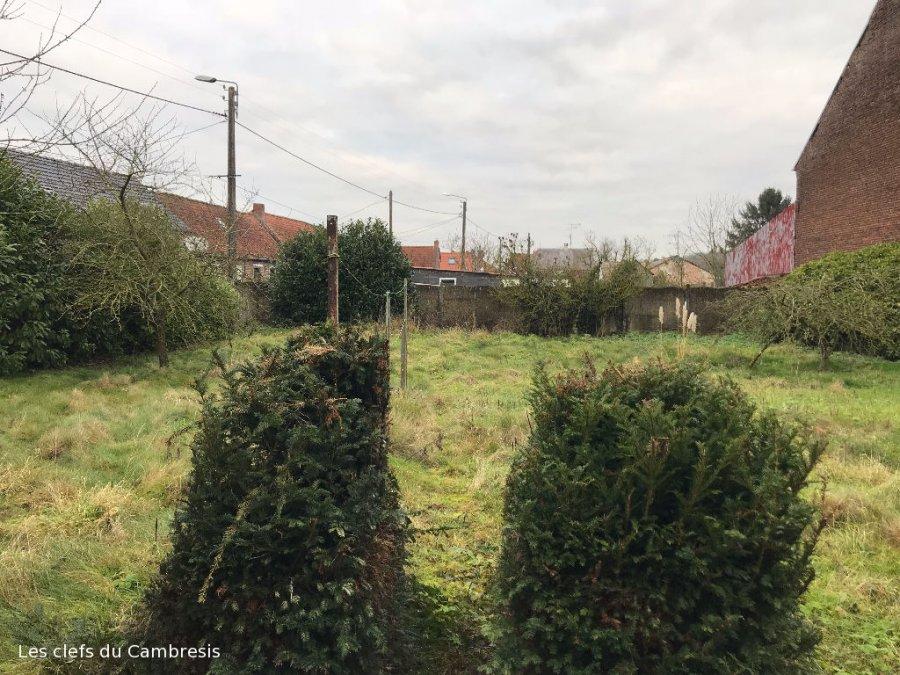 acheter terrain constructible 0 pièce 820 m² walincourt-selvigny photo 2