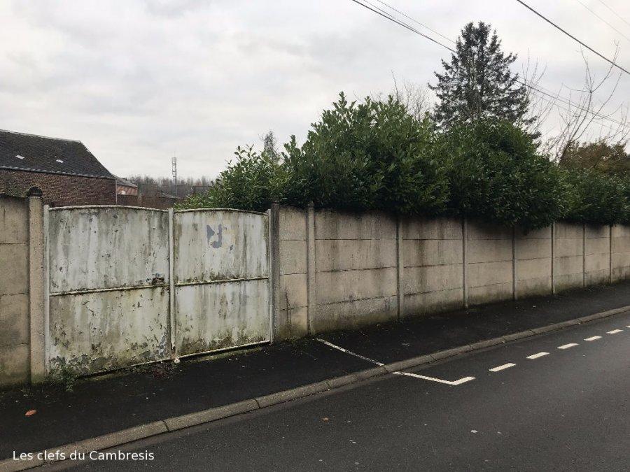 acheter terrain constructible 0 pièce 820 m² walincourt-selvigny photo 1
