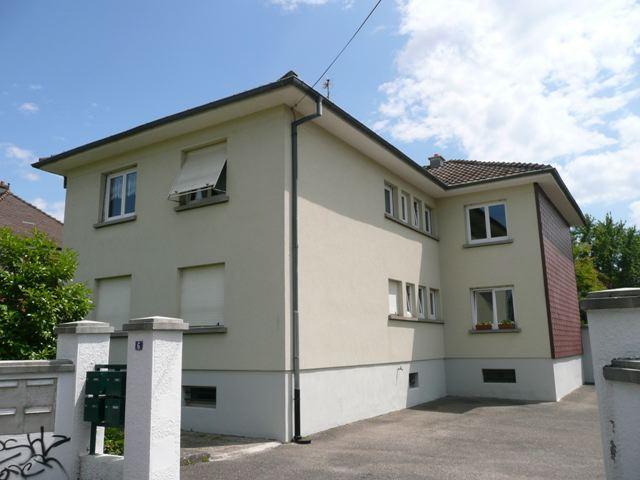 Appartement à louer F2 à Mulhouse-Bourtzwiller