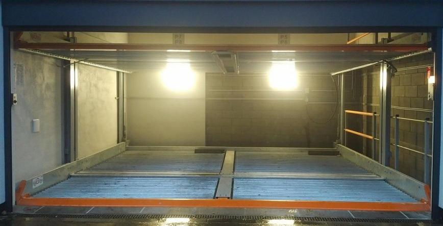 Garage fermé à louer à Luxembourg-Merl