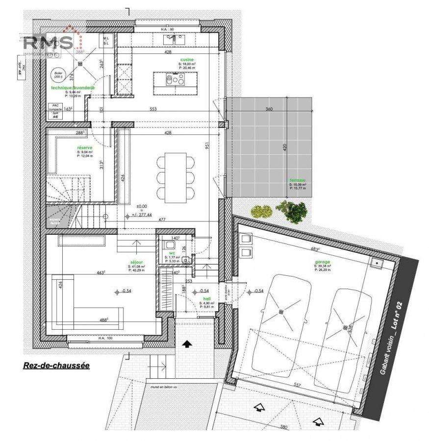 acheter maison 4 chambres 170 m² berbourg photo 4