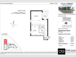 Appartement à vendre F2 à Thionville - Réf. 4959712