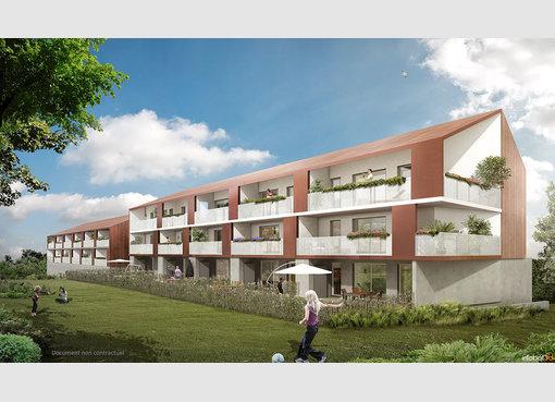 Neuf appartement f3 thouar sur loire loire atlantique for Appartement f3 neuf