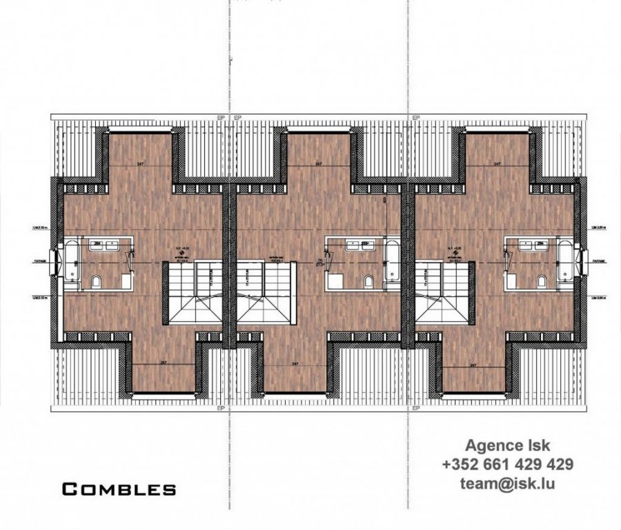 acheter maison jumelée 4 chambres 0 m² steinsel photo 7