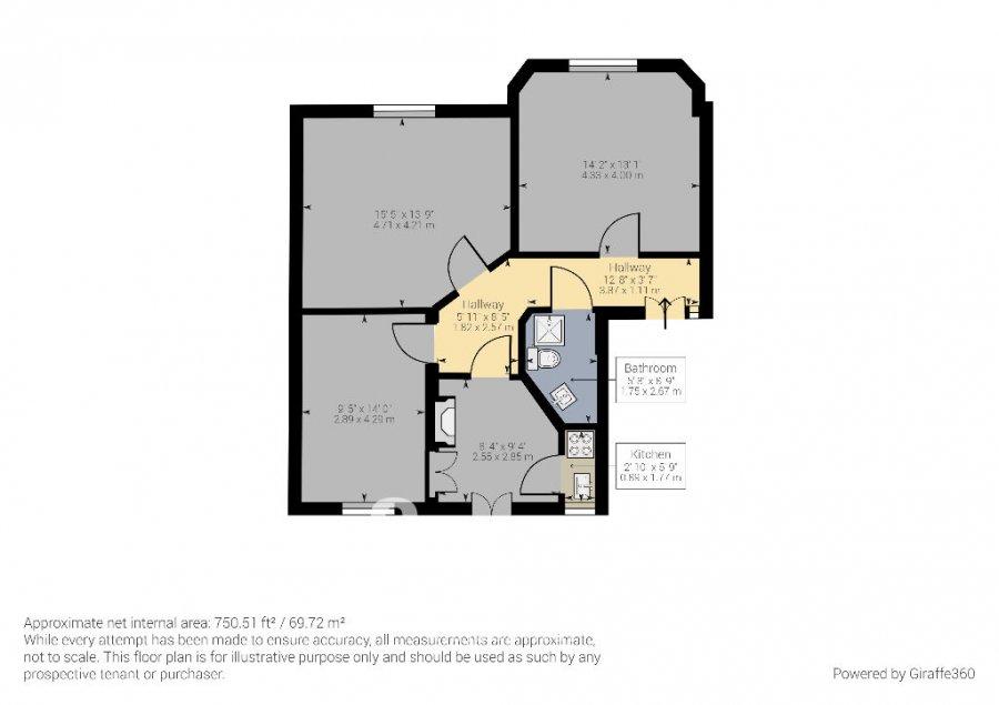 acheter appartement 3 pièces 70 m² metz photo 6