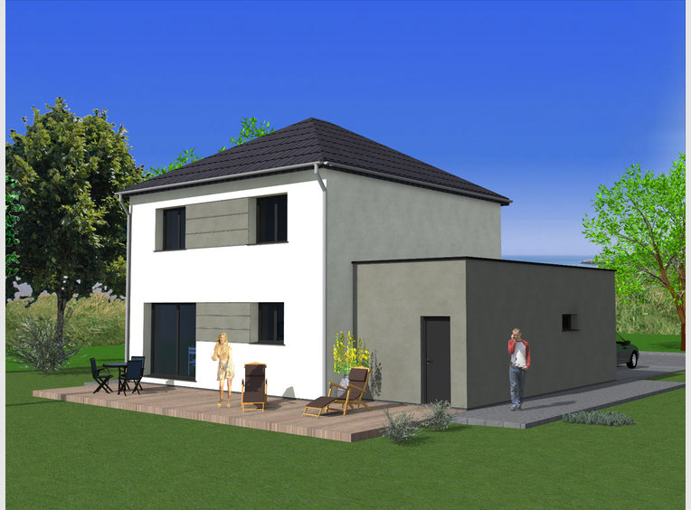 Vente maison individuelle f5 spicheren moselle r f for Vente maison individuelle moselle