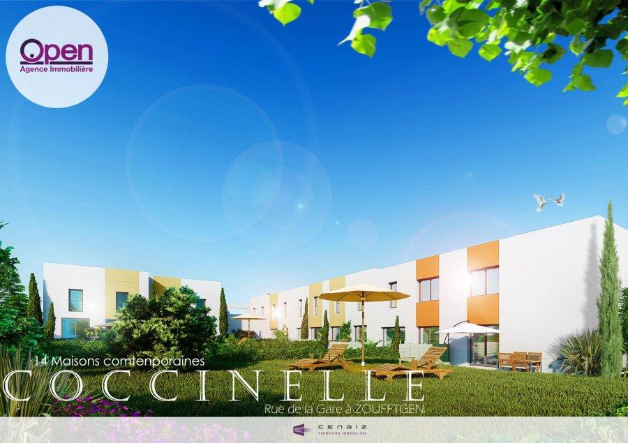 acheter maison 5 pièces 118.33 m² zoufftgen photo 3