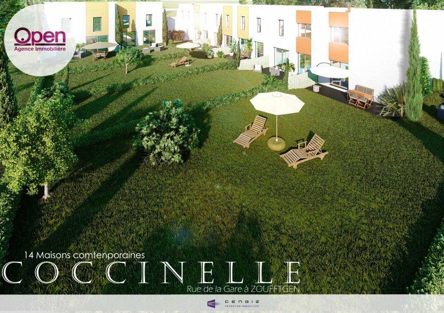 acheter maison 5 pièces 118.33 m² zoufftgen photo 4