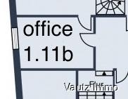 Bureau à louer à Flaxweiler