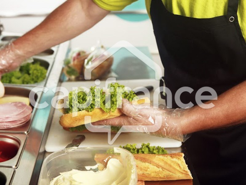acheter restaurant 4 pièces 42 m² angers photo 2