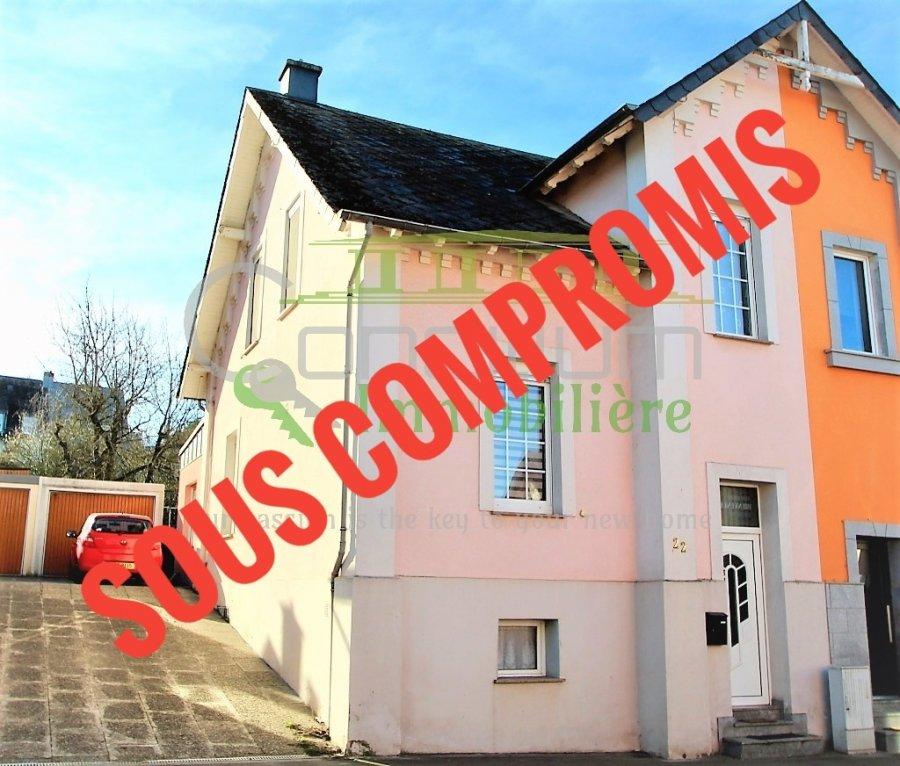 Maison jumelée à vendre 3 chambres à Oberkorn