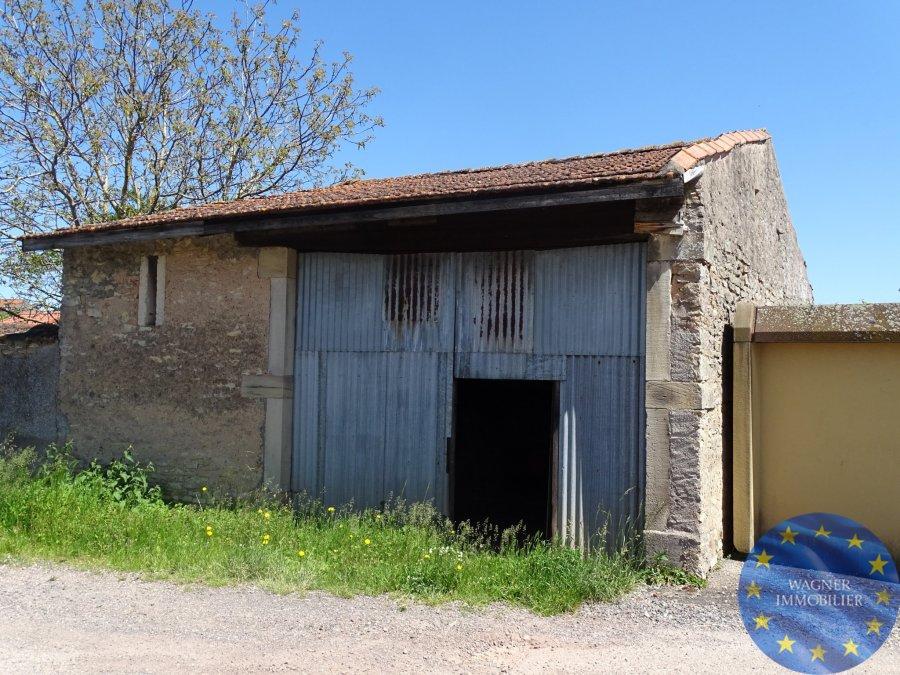 acheter maison 1 pièce 60 m² lunéville photo 1