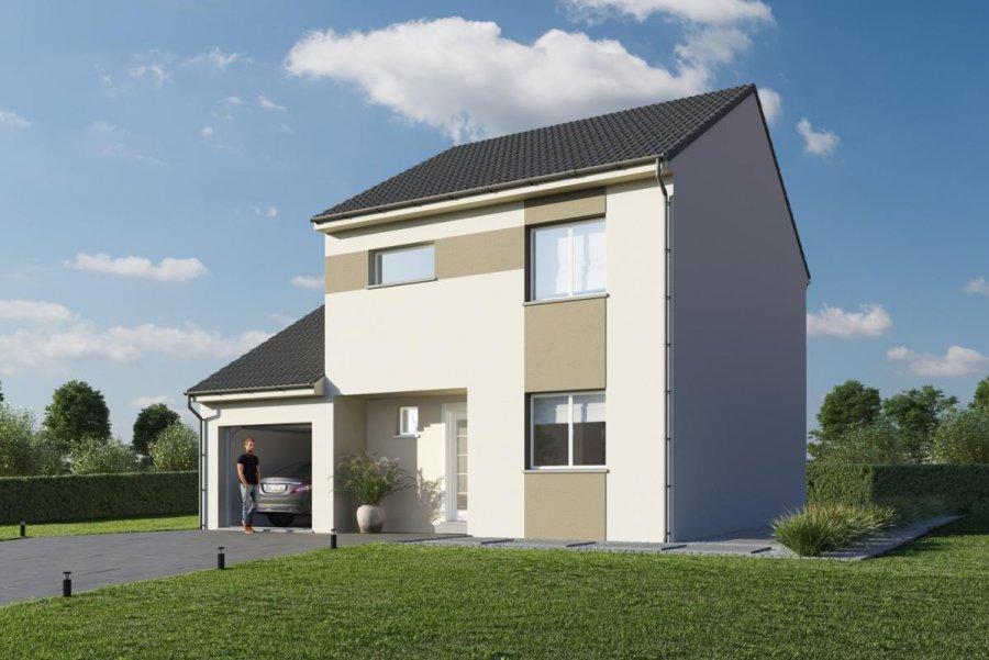 acheter maison 0 pièce 0 m² courcelles-chaussy photo 1