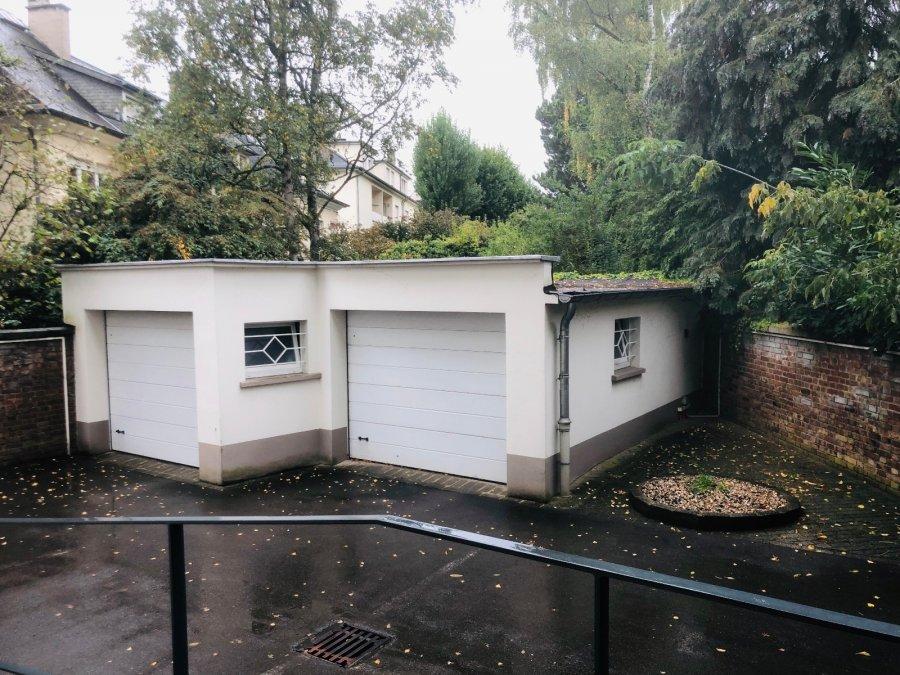 Appartement à louer 2 chambres à Luxembourg-Belair