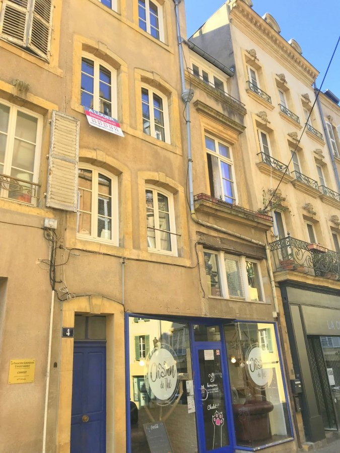 Immeuble de rapport à vendre à Metz