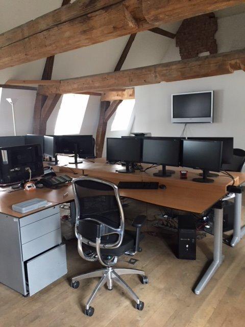 louer bureau 0 chambre 107 m² luxembourg photo 1
