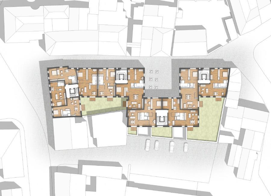 acheter résidence 0 chambre 55 à 118 m² echternach photo 2