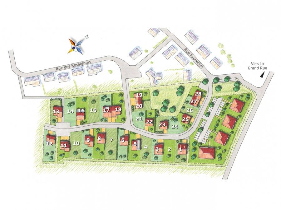 acheter terrain constructible 0 pièce 0 m² waldwisse photo 2