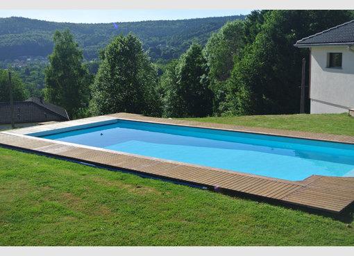 Vente maison 6 pi ces remiremont vosges r f 5316592 for Piscine remiremont