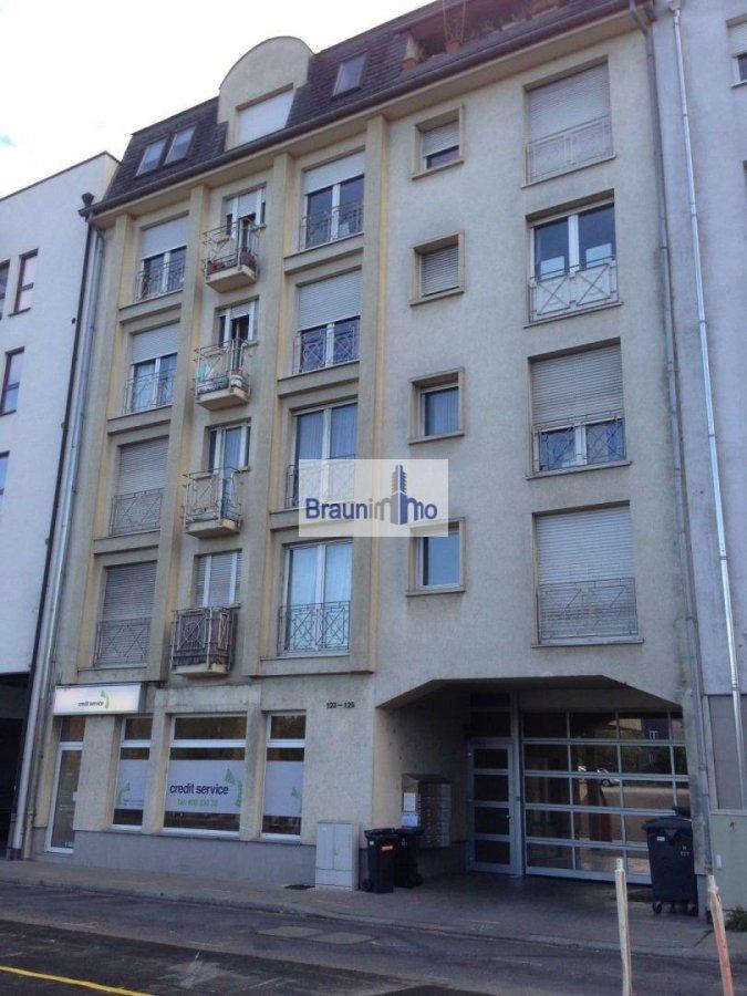 Studio à louer 1 chambre à Luxembourg-Hollerich
