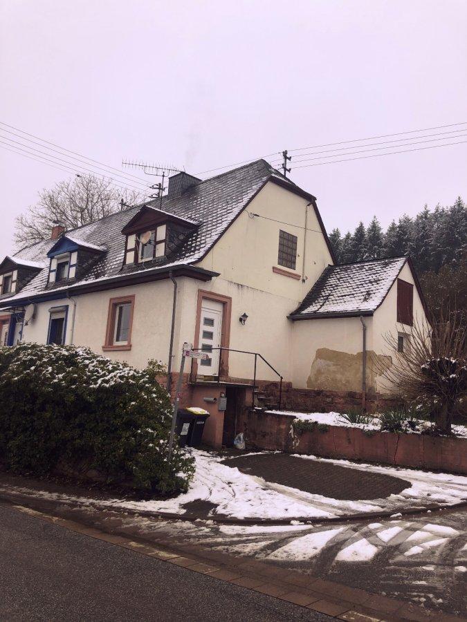 reihenhaus kaufen 4 zimmer 90 m² losheim foto 1