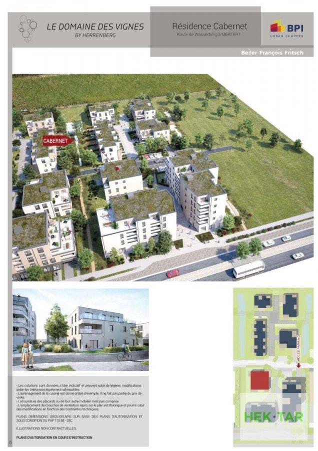 acheter appartement 3 chambres 113.93 m² mertert photo 2