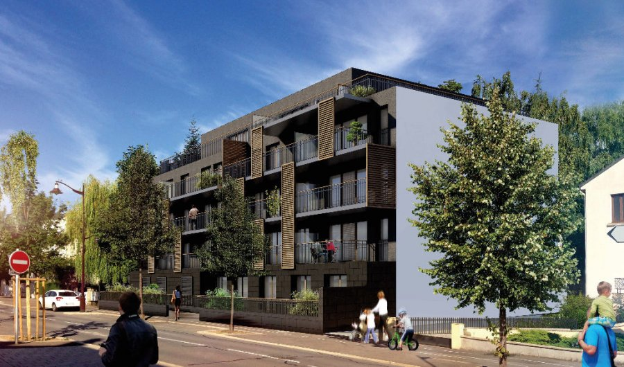 acheter appartement 2 pièces 46.54 m² thionville photo 2