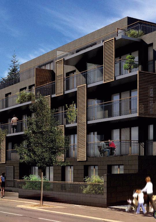 acheter appartement 2 pièces 46.54 m² thionville photo 1