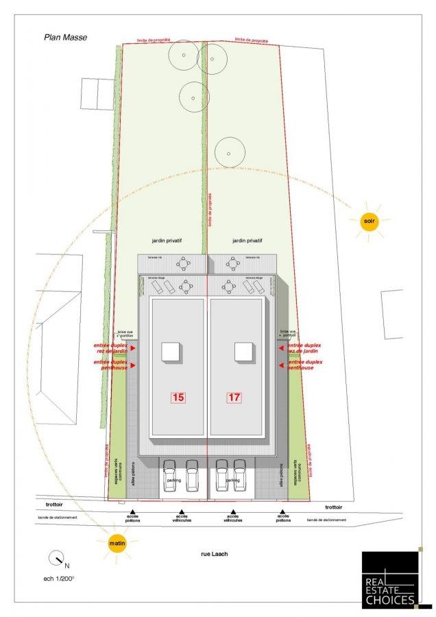penthouse for buy 3 bedrooms 202 m² niederanven photo 5