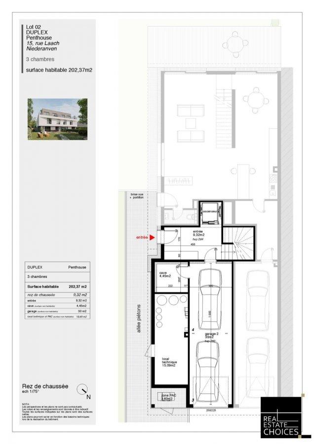 penthouse for buy 3 bedrooms 202 m² niederanven photo 6