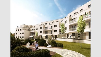 Building Residence for sale 3 bedrooms in Luxembourg-Bonnevoie - Ref. 5019137