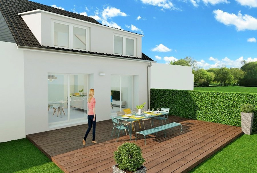 acheter maison individuelle 4 chambres 210 m² arsdorf photo 2