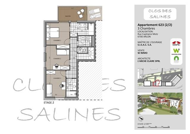 wohnung kaufen 0 zimmer 158 m² arlon foto 2