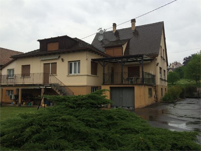 Maison individuelle en vente ernolsheim bruche 191 m for Maison individuelle a acheter