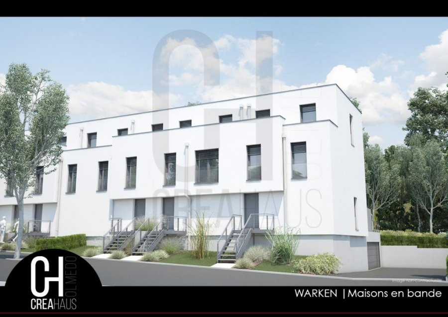 acheter maison mitoyenne 4 chambres 125 m² warken photo 3