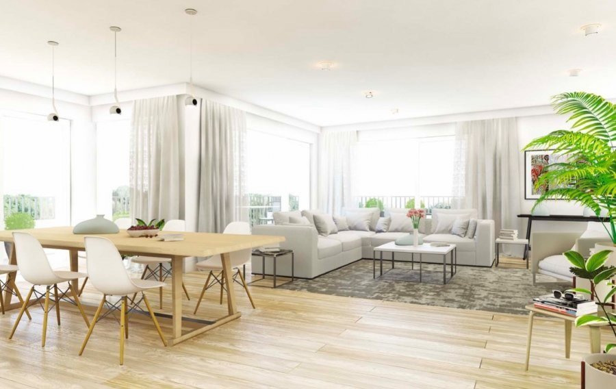 acheter appartement 1 chambre 61.48 m² luxembourg photo 2