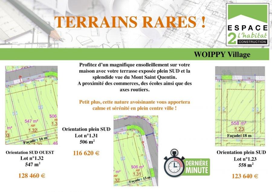 acheter terrain constructible 0 pièce 0 m² woippy photo 3