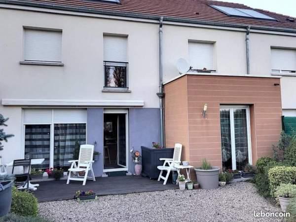 acheter maison 6 pièces 112 m² essey-lès-nancy photo 2